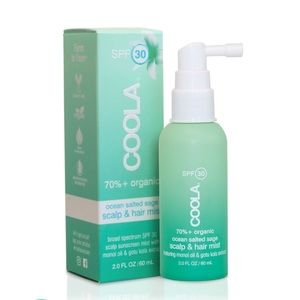 Makeup - COOLA Ocean Salted Sage Scalp and Hair Mist 30 spf